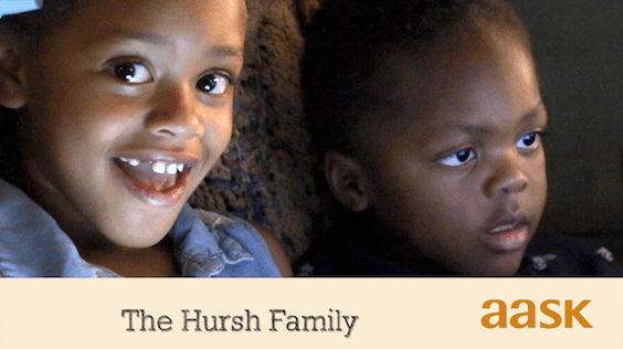 Meet the Hursh Family
